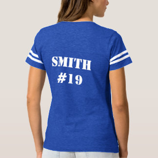 Two Sided Sports Tshirt (customizable)