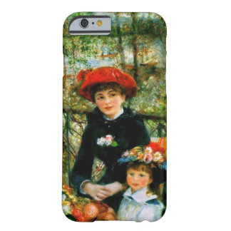 Two Sisters On the Terrace Barely There iPhone 6 Case