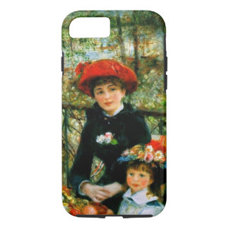 Two Sisters On the Terrace Case-Mate iPhone Case