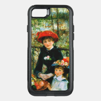 Two Sisters On the Terrace OtterBox Commuter iPhone 8/7 Case