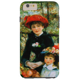 Two Sisters On the Terrace Tough iPhone 6 Plus Case