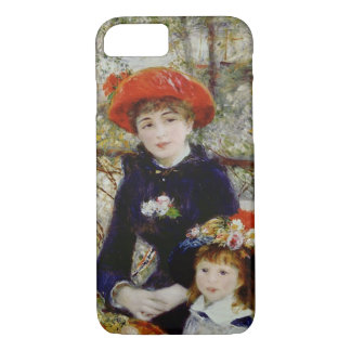 Two Sisters, or On The Terrace, 1881 iPhone 7 Case