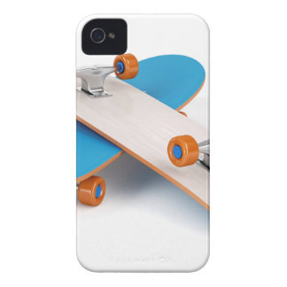 Two skateboards iPhone 4 Case-Mate cases