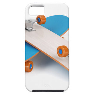 Two skateboards iPhone 5 case