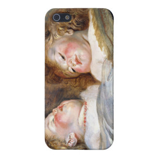 Two Sleeping Children - Peter Paul Rubens Cover For iPhone 5/5S