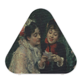 Two Spanish Women Blueooth Speaker