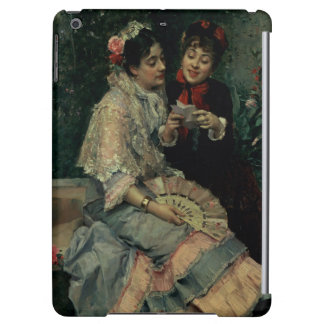 Two Spanish Women iPad Air Cover