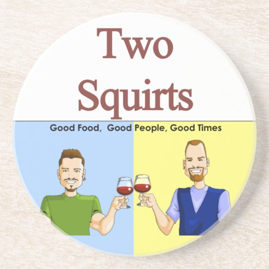 Two Squirts Coasters