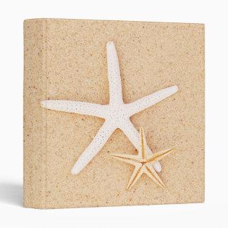 """Two Starfish 1"""" Photo Album Vinyl Binder"""