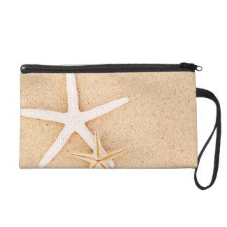 Two Starfish Wristlet