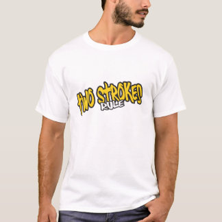 Two Strokes Rule T-Shirt