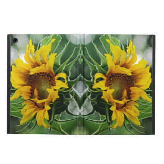 Two Sunflowers Two Sides Case For iPad Air