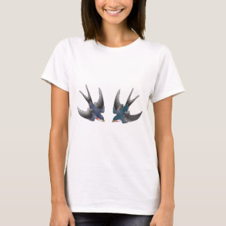 Two Swallows T-Shirt