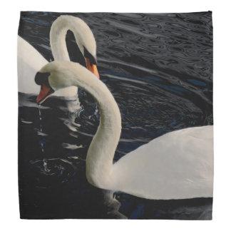 Two Swans Bandana