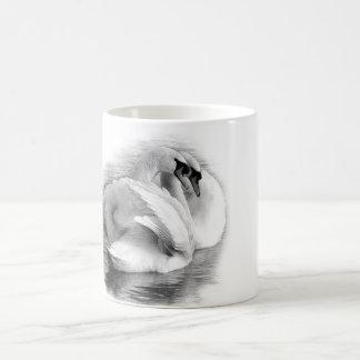 Two Swans Coffee Mug