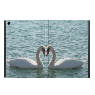 Two swans iPad air case