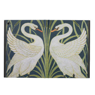 Two Swans Vintage Nouveau Birds Powis iPad Air 2 Case