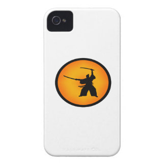 Two Swords iPhone 4 Cover