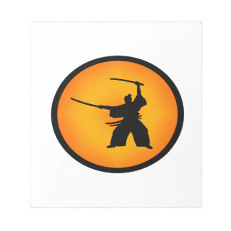 Two Swords Notepad