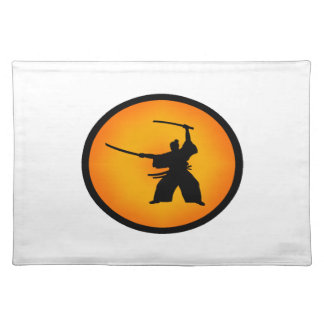 Two Swords Placemat