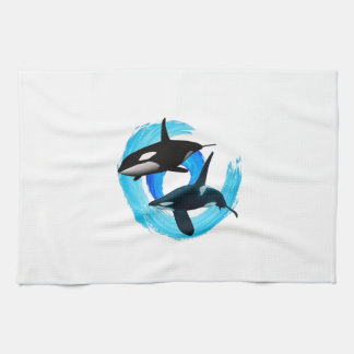 TWO TO CRUISE KITCHEN TOWEL