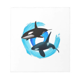 TWO TO CRUISE NOTEPAD