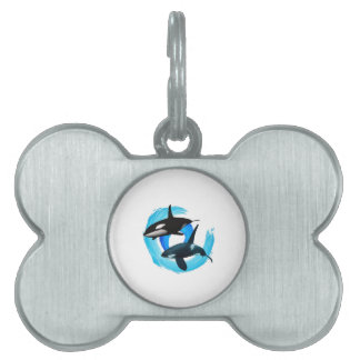 TWO TO CRUISE PET ID TAG