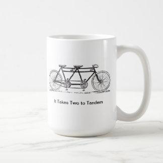 Two to Tandem Coffee Mug