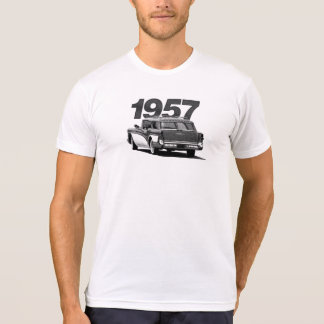 Two-tone 1957 Buick wagon. T-Shirt