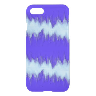 Two Tone Blue Pulse iPhone 7 Case