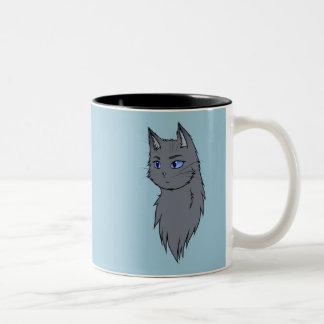 Two-Tone Bluestar Mug