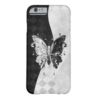 Two Tone Butterfly Barely There iPhone 6 Case