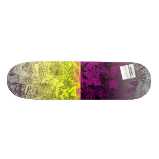 Two Tone by Hannah Stouffer Skate Decks