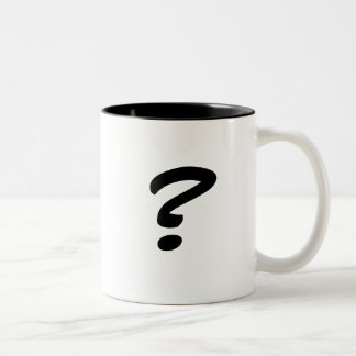 ? Two-Tone COFFEE MUG