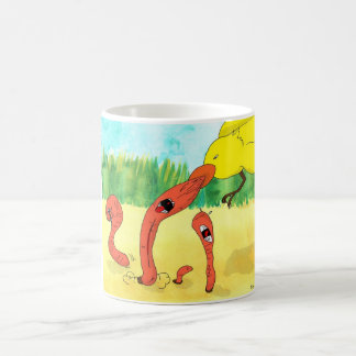 Two Tone Early Bird Mug