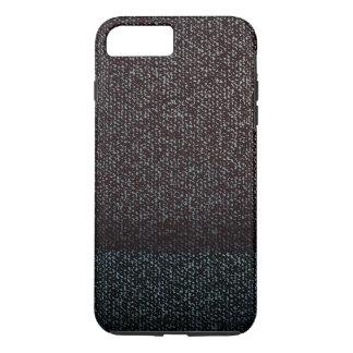 Two Tone Jeans Texture iPhone 8 Plus/7 Plus Case