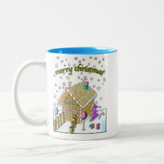 Two-Tone Mug Merry Christmas