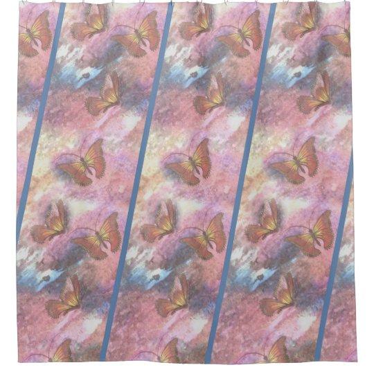 Two-Tone Pastel Monarchs