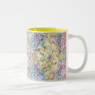 Two-tone Smiling Child Two-Tone Coffee Mug