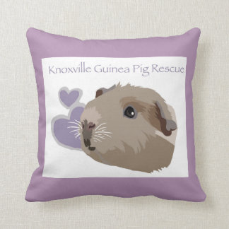 Two-Toned Guinea Pig Pillow
