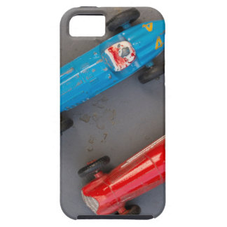 Two toy vintage cars iPhone 5 case