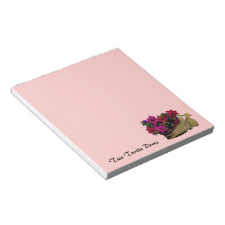 Two Turtle Doves Notepads