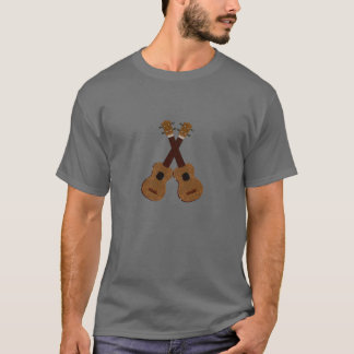 Two Ukulele Tee Shirt