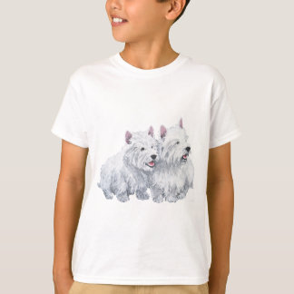 Two Westies T-Shirt