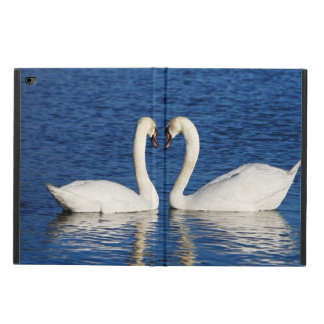 Two White Swans Form Heart Sign Powis iPad Air 2 Case
