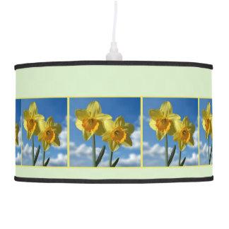 Two yellow Daffodils 2.2.4 Pendant Lamp