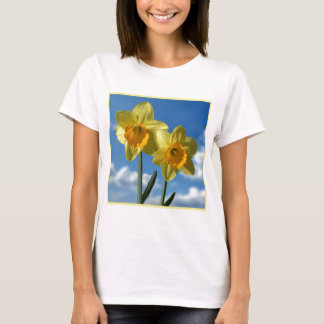 Two yellow Daffodils 2.2 T-Shirt