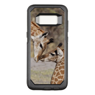 Two Young Giraffes OtterBox Commuter Samsung Galaxy S8 Case
