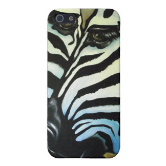 Two Zebras Cover For iPhone 5/5S