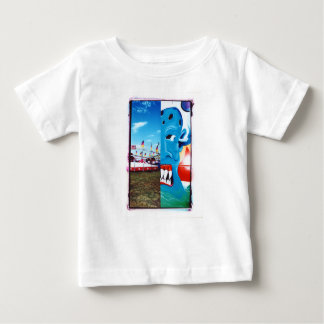 TwoFace Fair Photo Baby T-Shirt